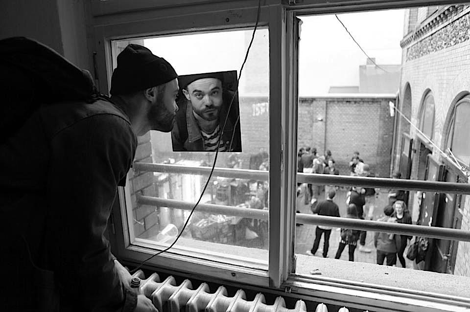 Offizielle Seite des Sprechers, Musikers, Texters und DJs Nick Forsberg aus Berlin